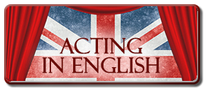 Cours acting in English